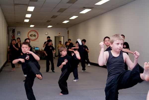 Kung Fu for Kids