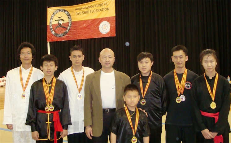 Oceania Australia National Martial Art Competition 2010